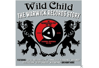 Various Artists - Wild Child - Wild Child-Warwick - (CD)