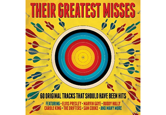 VARIOUS - Their Greatest Misses - (CD)