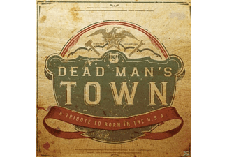 VARIOUS - Dead Man's Town-A Tribute To Born In The U.S.A. - (CD)