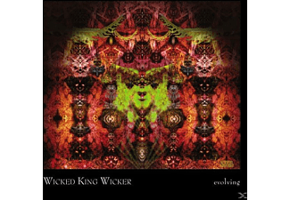 Wicked King Wicker - Evolving - (CD)