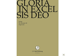 CHOR & ORCHESTER DER J.S. BACH-STIF - Gloria In Excelsis Deo [DVD]