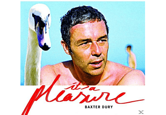 Baxter Dury - It's A Pleasure (Lp+Mp3) [LP + Download]