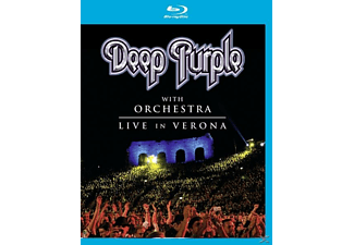 Deep Purple - Live In Verona - (Blu-ray)