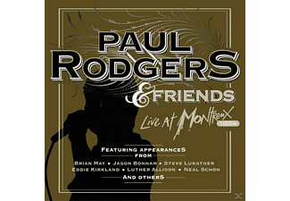 Paul Rodgers - Live At Montreux 1994 [DVD + CD]