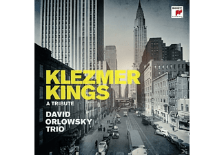 David Orlowsky Trio - Klezmer Kings - (Vinyl)