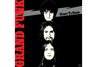 Grand Funk Railroad - Closer To Home - (Vinyl)