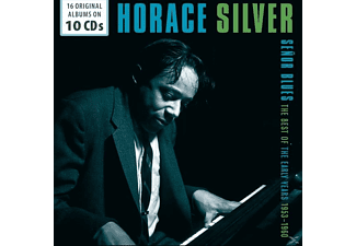 Horace Silver - Senor Blues-The Best Of The Early Years 1953-60 [CD]