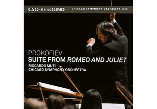 Chicago Symphony Orchestra - Suite From Romeo And Juliet - (CD)