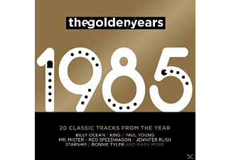VARIOUS - Golden Years 1985 - (CD)