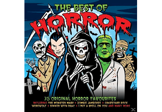 VARIOUS - Best Of Horror - (CD)