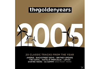 VARIOUS - Golden Years 2005 [CD]
