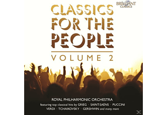Rpo-royal Philharmonic Orchestra - Classics For The People Vol.2 - (CD)