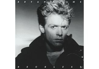 Bryan Adams - Reckless (30th Anniv., Ltd.Super Deluxe Edition) [CD + DVD Video]