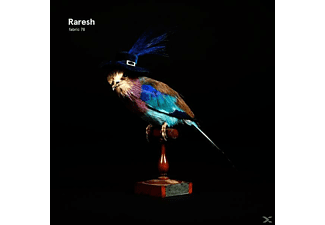 Raresh - Fabric 78 [CD]