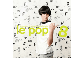 VARIOUS - Le Pop 8 (2lp+Mp3) - (LP + Download)