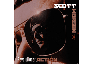 Scott Morgan - Revolutionary Action - (CD)