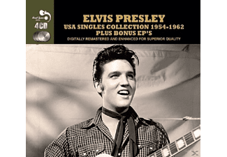 Elvis Presley - USA Singles Collection - (CD)