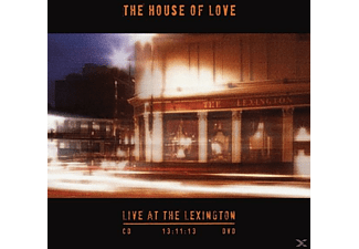 The House Of Love - Live At The Lexington 13.11.13 (Cd/Dvd Edition) - (CD + DVD Video)