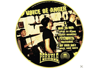 Perkele - Voice Of Anger (Picture Disc+Mp3) - (LP + Download)