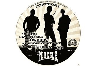 Perkele - Confront (Picture Disc+Mp3) [LP + Download]