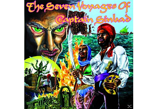 Captain Sinbad - Seven Voyages Of Captain Sinbad [Vinyl] - (Vinyl)
