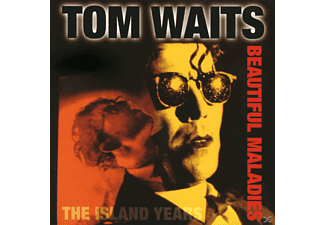 Tom Waits BEAUTIFUL MALADIES 1983-1993 Rock CD
