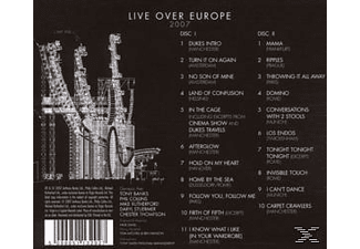 Genesis - Live Over Europe 2007 (CD)