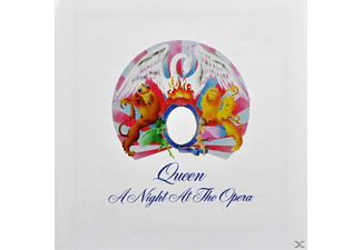 Queen - A Night At The Opera (CD)