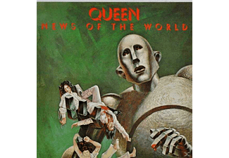 Queen - NEWS OF THE WORLD (2011 REMASTERED) DELUXE EDITION - (CD)