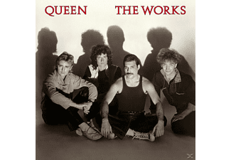 Queen - THE WORKS (2011 REMASTERED) - (CD)