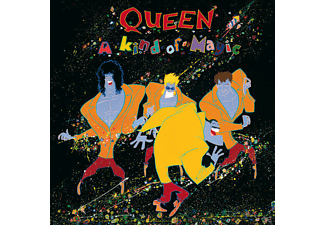 Queen - A Kind Of Magic (2011 Remastered) - (CD)