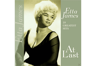 Etta James - 19 Greatest Hits-At Last - (Vinyl)