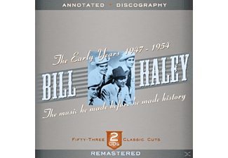 Bill Haley - The Early Years 1947-1954 - (CD)