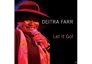 Deitra Farr - Let It Go! [CD]