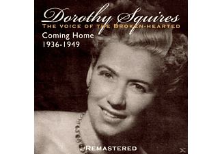 Dorothy Squires - The Voice Of The Borken Hearted-C [CD]