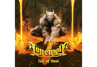 Lonewolf - Cult Of Steel [CD]