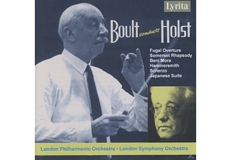LONDON SYMPH. & PHILH. ORCH. / BOUL - A Fugal Overture/A Somerset Rha - (CD)