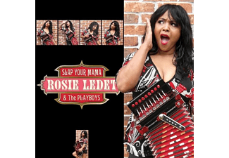 Ledet Rosie & The Playboys, Rosie Ledet - Slap your Mama - (CD)