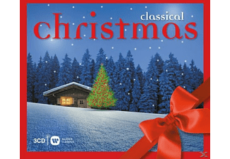 VILLAZON,R./ALAGNA,R./THE KING'S SINGERS/ANDRé,M. - Classical Christmas - (CD)