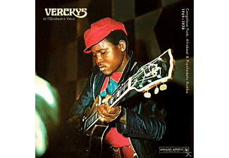 Verckys / Orchestre Veve - Congolese Funk, Afrobeat And Psychedelic Rumba - (Vinyl)