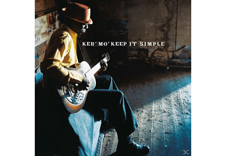 Keb' Mo' - Keep It Simple - (Vinyl)
