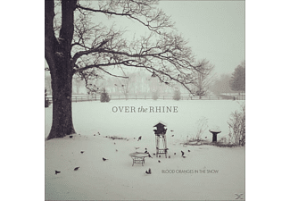 Over The Rhine - Blood Oranges In The Snow - (CD)