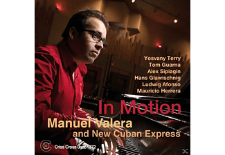Manuel / New Cuban Express Valera - In Motion - (CD)