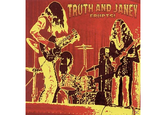 Truth And Janey - Erupts! - (Vinyl)