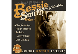 Bessie Smith - Queen Of The Blues Vol.1 - (CD)
