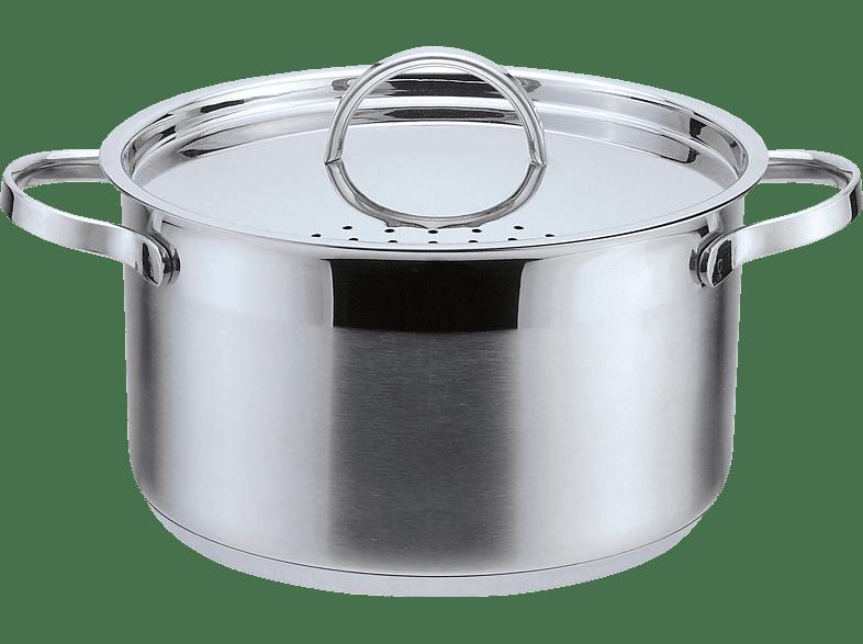 IZZY Χύτρα 20 cm με καπάκι Cosmopolitan Inox  μικροσυσκευές   φροντίδα σκεύη κουζίνας κατσαρόλες