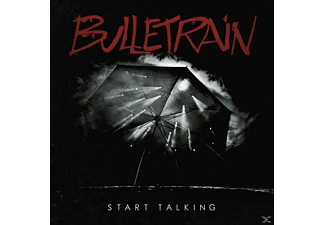 Bulletrain - Start Talking [CD]