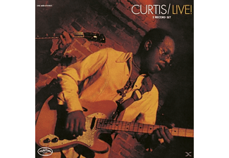 Curtis Mayfield - Curtis/Live! - (CD)