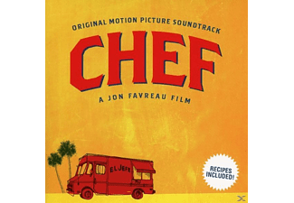 OST/VARIOUS - Chef [CD]