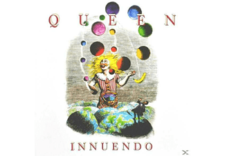 Queen - Innuendo (2011 Remastered) Deluxe Version - (CD)